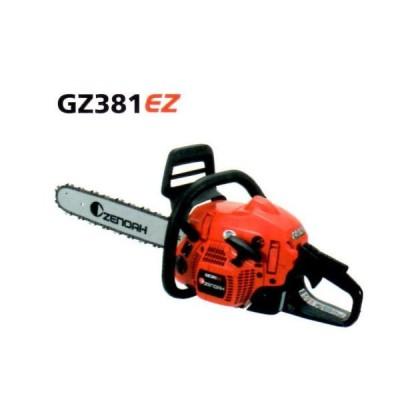 ゼノア チェーンソー GZ381EZ チェーン2本サービス!