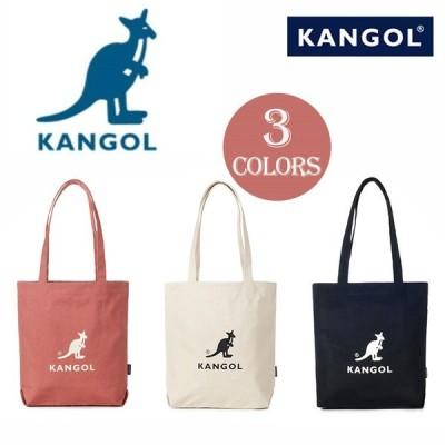 KANGOL カンゴール ショルダーバッグ トートバッグ レディース トート ショルダー キャンバス バッグ 通勤通学