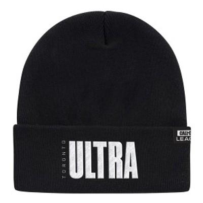 ミッチェル&ネス メンズ 帽子 アクセサリー Toronto Ultra Mitchell & Ness Beanie Black