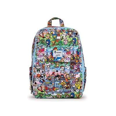 JuJuBe | MiniBe Lightweight School Backpack Travel-Friendly Organization Po