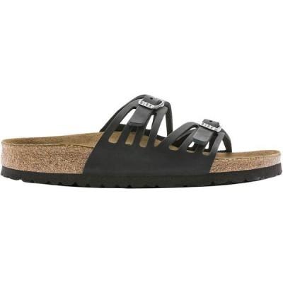 ビルケンシュトック レディース サンダル シューズ Granada Soft Footbed Leather Narrow Sandal