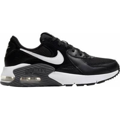 ナイキ レディース スニーカー シューズ Nike Women's Air Max Excee Shoes Black/White/Dark Grey