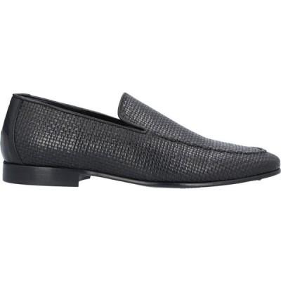 ジョバンニ コンティ GIOVANNI CONTI メンズ ローファー シューズ・靴 loafers Black