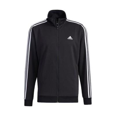 アディダス(adidas) メンズ マストハブ 3ストライプス ウォームアップ ジャケット MUST HAVES 3-STRIPES WARM UP JACKET ブラック JKL57 GN0749 長袖