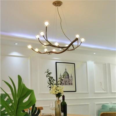 現代感溢れ 超美品 芸術性 簡約スタイル 上品な北ヨーロッパスタイルシャンデリア リビングルーム ベッドルーム