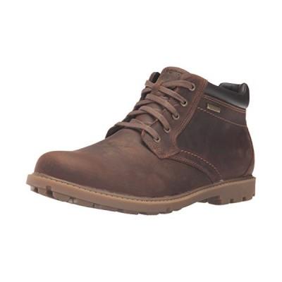 Rockport メンズ 頑丈なバックス 防水ブーツ US サイズ: 12 カラー: ブラウン【並行輸入品】