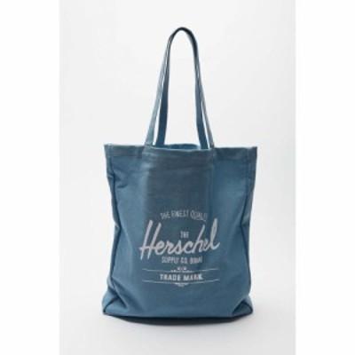 ハーシェル サプライ Herschel Supply Co. レディース トートバッグ キャンバストート バッグ Canvas Tote Bag Sky