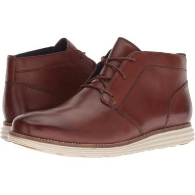 コールハーン Cole Haan メンズ ブーツ チャッカブーツ シューズ・靴 Original Grand Chukka Woodbury Leather/Ivory