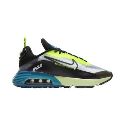 (取寄)ナイキ メンズ シューズ エア マックス 2090 Nike Men's Shoes Air Max 2090White Black Volt Valerian Blue