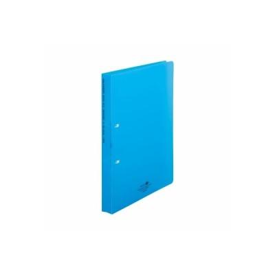 リヒトラブ リングファイル ツイストリングオルクル F−5010−8 A4判タテ型(背幅:30mm)・2穴(青)