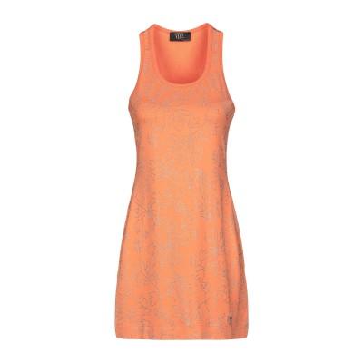 VDP CLUB ミニワンピース&ドレス オレンジ 42 レーヨン 95% / ポリウレタン 5% ミニワンピース&ドレス