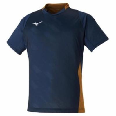 MIZUNO(ミズノ) ゲームシャツ(日立、JR北海道、日本ユニシスチームサプライモデル)(ユニセックス) (72MA0001)