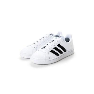 ジーラ GeeRA 【adidas】GRANDCOURT (白)