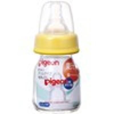 【ピジョン スリムタイプ哺乳びん 耐熱ガラス製 果汁用 50mL 1コ入】[代引選択不可]