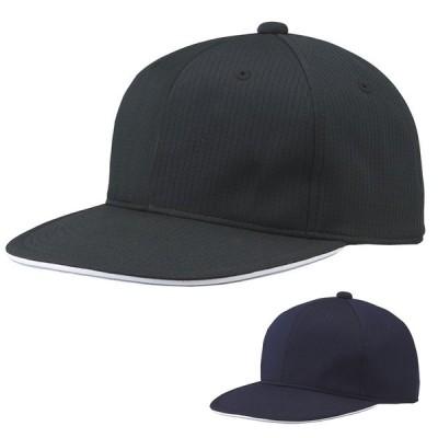 【DESCENTE】デサント 帽子 フラットバイザーキャップ c5001