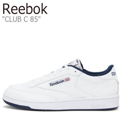 リーボック スニーカー REEBOK メンズ レディース CLUB C 85 クラブ C 85 WHITE ホワイト FX1389 シューズ