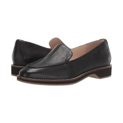 Cole Haan コールハーン レディース 女性用 シューズ 靴 ローファー ボートシューズ The Go-To Loafer - Black Grainy Leather