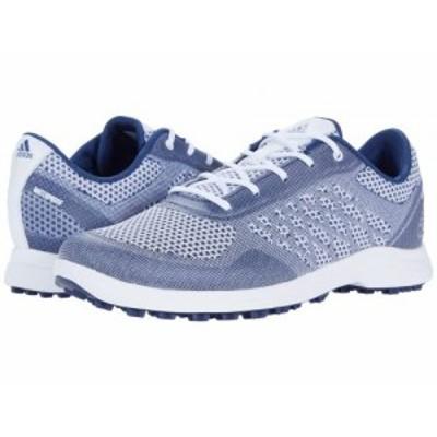 adidas Golf アディダス ゴルフ レディース 女性用 シューズ 靴 スニーカー 運動靴 Alphaflex Sport White/Tech【送料無料】