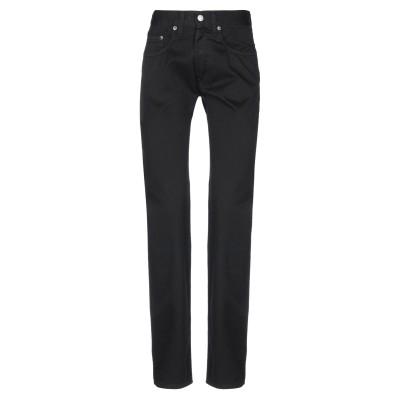 LEVI' S パンツ ブラック 27W-32L コットン 100% パンツ