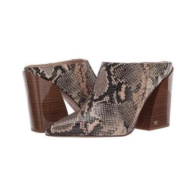 Sam Edelman サムエデルマン レディース 女性用 シューズ 靴 ヒール Reverie 2 - Desert Multi/Pale Blush Exotic Snake Print Leather