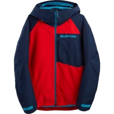 バートン Burton メンズ ジャケット アウター gore-tex radial jacket Flame Scarlet/Dress Blue