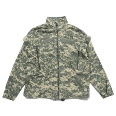 00年代 U.S.MILITARY ECWCS GENIII Level4 ソフトシェルジャケット デジカモ ミリタリー 米軍 サイズ表記:M-REGULAR