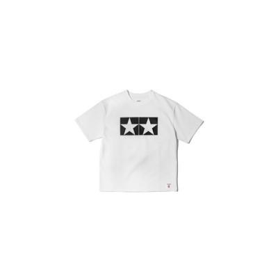 """タミヤ(67358)JUN WATANABE タミヤマーク BIG-Tシャツ""""JAPAN MADE PREMIUM""""(ホワイト) M"""