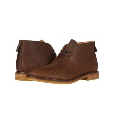 Clarks クラークス メンズ 男性用 シューズ 靴 ブーツ チャッカブーツ Clarkdale DBT - Beeswax Leather