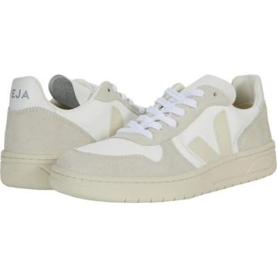 ヴェジャ VEJA メンズ スニーカー シューズ・靴 V-10 B-Mesh White/Natural/Pierre
