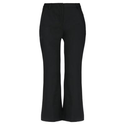 メルシー ..,MERCI パンツ ブラック 40 ポリエステル 62% / レーヨン 32% / ポリウレタン 6% パンツ