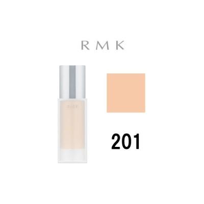 RMK(アールエムケー) RMK ジェルクリーミィファンデーション #201 (国内正規品) 4973167233863