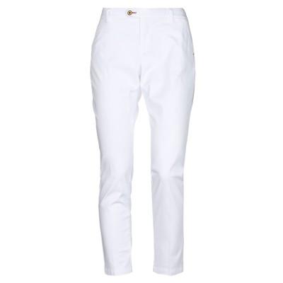 アティピコ AT.P.CO パンツ ホワイト 44 コットン 98% / ポリウレタン 2% パンツ