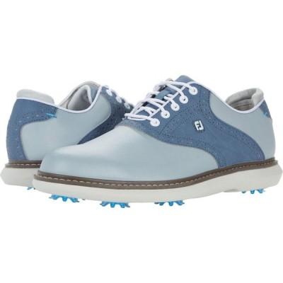 フットジョイ FootJoy メンズ スニーカー シューズ・靴 Traditions Grey/Blue