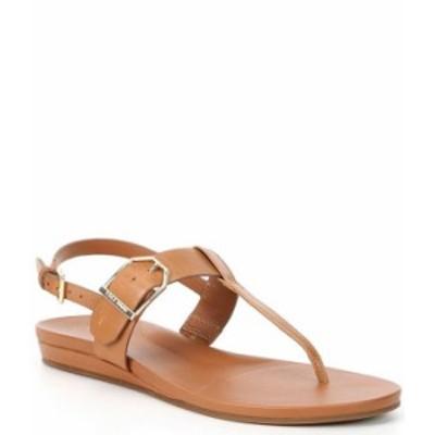コールハーン レディース サンダル シューズ Francie Leather Sandals Pecan Leather