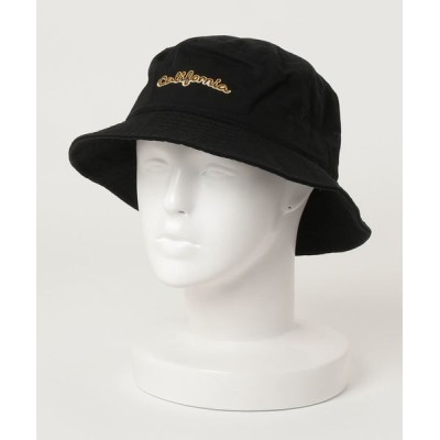 atmos pink / Basiquenti Carifornia Bucket Hat MEN 帽子 > ハット