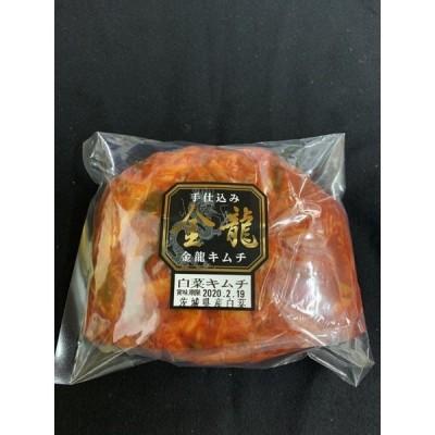 金龍白菜キムチ500g