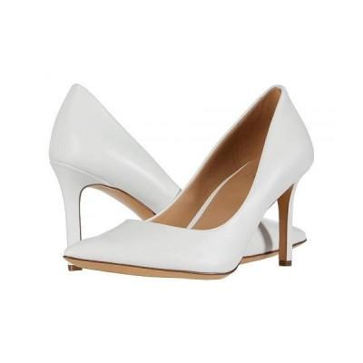 Naturalizer ナチュラライザー レディース 女性用 シューズ 靴 ヒール Anna - White Leather