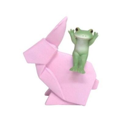 Copeau(コポー) 折り紙ウサギとカエル 72672 (1542527)