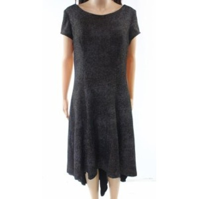 America  ファッション ドレス B Michael America Red Collection NEW Black Womens Size 12 Sheath Dress #643