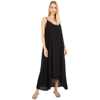 ハードテイル レディース ワンピース トップス Hi-Lo A-Line Dress