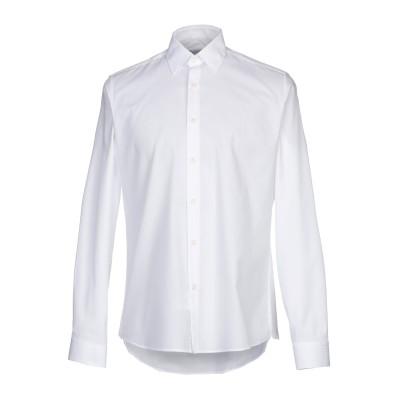 VERSACE COLLECTION シャツ ホワイト 40 コットン 100% シャツ