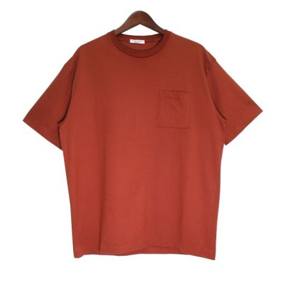 【11月16日値下】UNITED ARROWS UASBカラーポケットTシャツ ブラウン サイズ:L (吉祥寺店)