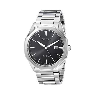 腕時計 シチズン 逆輸入 BM7490-52E Citizen Eco-Drive Corso Quartz Mens Watch, Stainless Steel, Classi