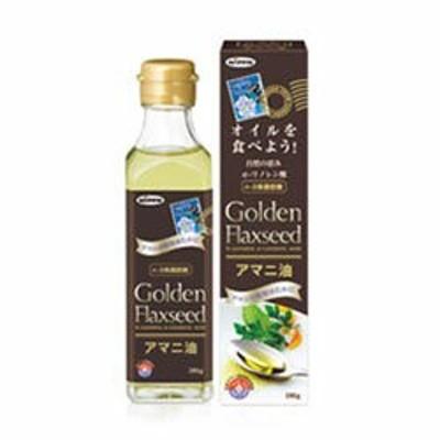 【日本製粉】アマニ油(食用 亜麻仁油) 186g ☆食料品 ※お取り寄せ商品