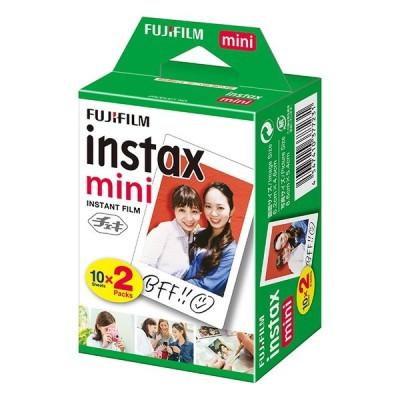 富士フィルム(FUJIFILM) チェキフィルム インスタントカラーフィルム instax mini 20枚(10枚入りx2パック)JP2