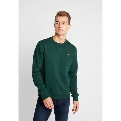 ピアワン パーカー・スウェットシャツ メンズ アウター Sweatshirt - dark green