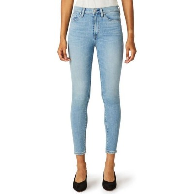 ハドソンジーンズ Hudson Jeans レディース ジーンズ・デニム リップドジーンズ ボトムス・パンツ Barbara Ripped High-Rise Ankle Skinny Jeans Lifetimes