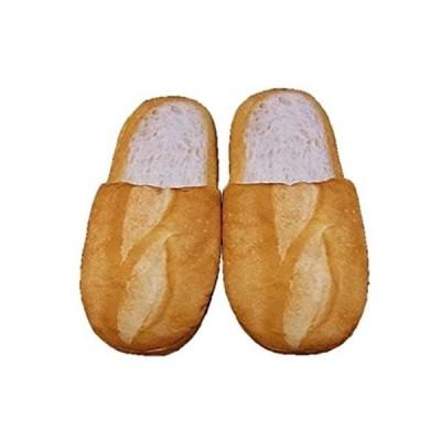 まるでパンみたいなスリッパ (フランスパン)