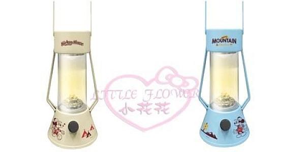 ♥小花花日本精品♥迪士尼DISNEY米奇MICKEY 夢幻露營LED可調式露營燈 夜燈 可吊掛 復古風格99107307