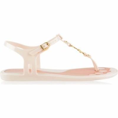 ヴィヴィアンウエストウッド VIVIENNE WESTWOOD X MELISSA レディース サンダル・ミュール シューズ・靴 orb sandals Ivory